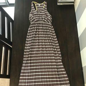 Bar III maxi dress.